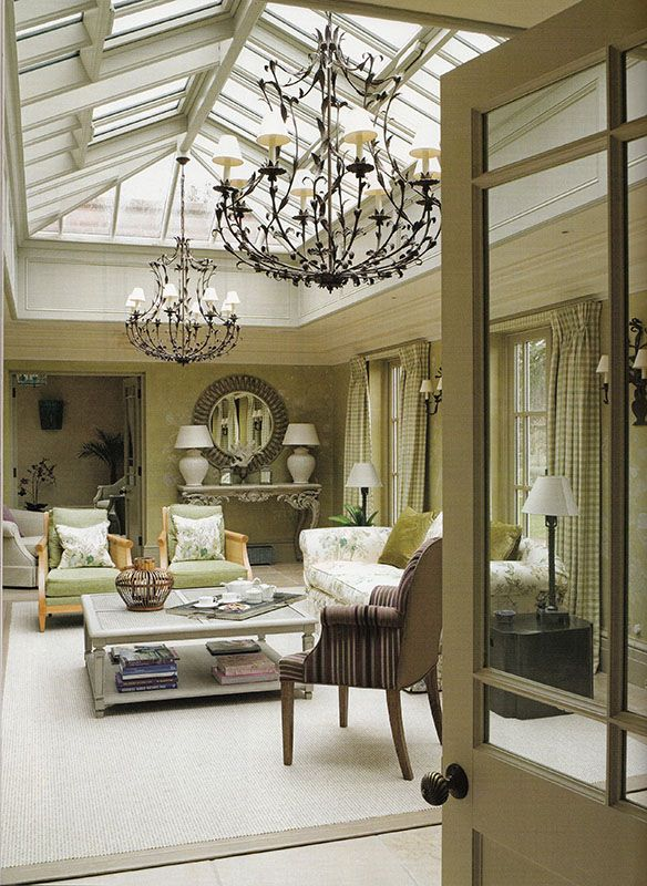 Mark Gillette Interior Design: Press coverage - English Home August 2012