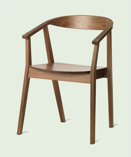 You'd be hard-pressed to find a Mid-Century-style piece for less than this handsome Stockholm Chair from ikea.com. About $140.   thisoldhouse.com
