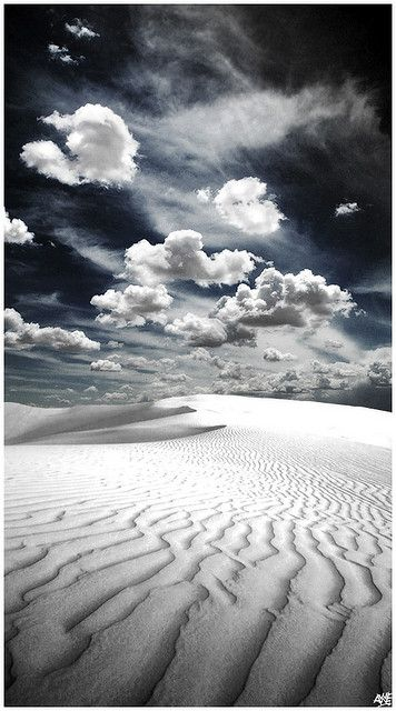 #White #Desert #photography