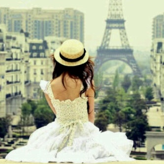 Girl in Paris..0ne day that Girl will be Me**