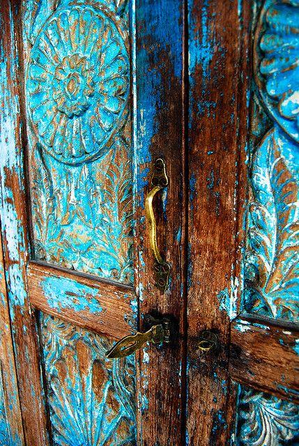Vecchie porte di Vince e Jessica Conn su Flickr