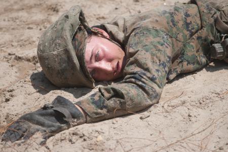 United States Marine Corps Recruit Training \u2013 Maiden on the Midway