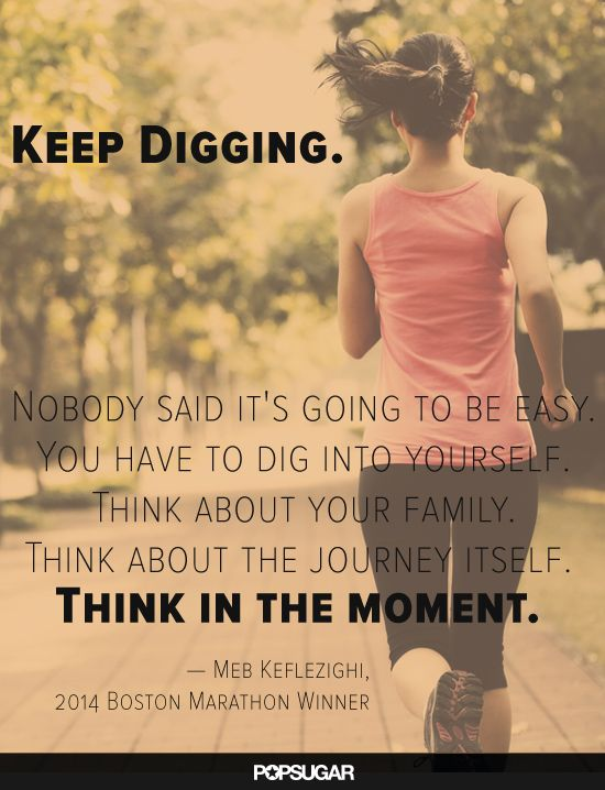 Dig In And Think About The Reason Why This IS Important To You #fitness #weightloss