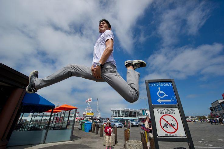 Vedere questa immagine di San Francisco - Dudley Flores nel prossimo libro di Jordan Matter: Dancers Among Us - nelle librerie il prossimo autunno!
