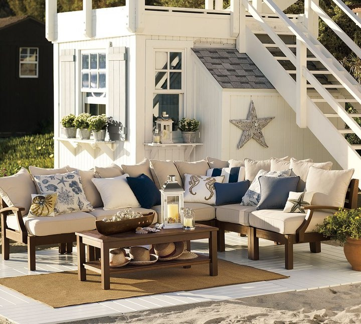 Nautical Patio | Home Decor | Pinterest on Nautical Patio Ideas  id=68159