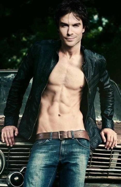 Damon Salvatore [Ian Somerhalder] #tvd