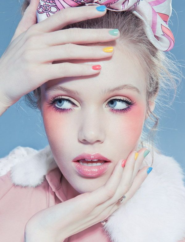 Sweet Pastel on the Behance Network