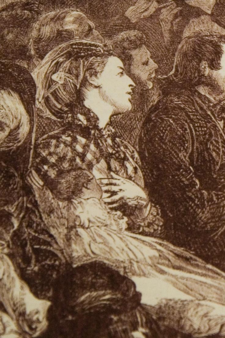 LDS Sacrament Meeting, 1871
