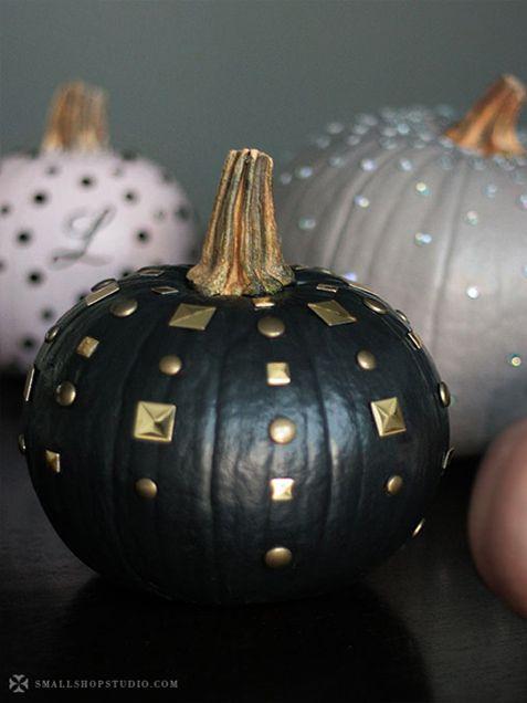 Chic Pumpkin Decorating Ideas - iVillage