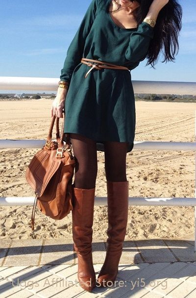 I love summer, but fall has the best outfits! :) #cybermonday ugg boots deals #ugg #boots #cyberweek