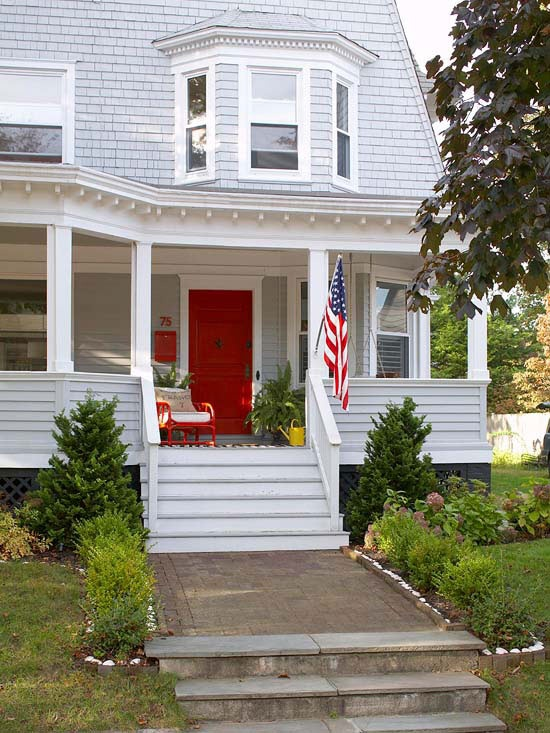 20 Ways to Add Curb Appeal!