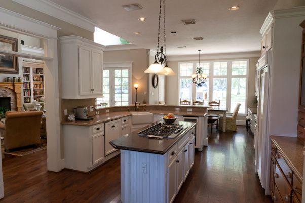 Southern Charm Kitchen Ideas