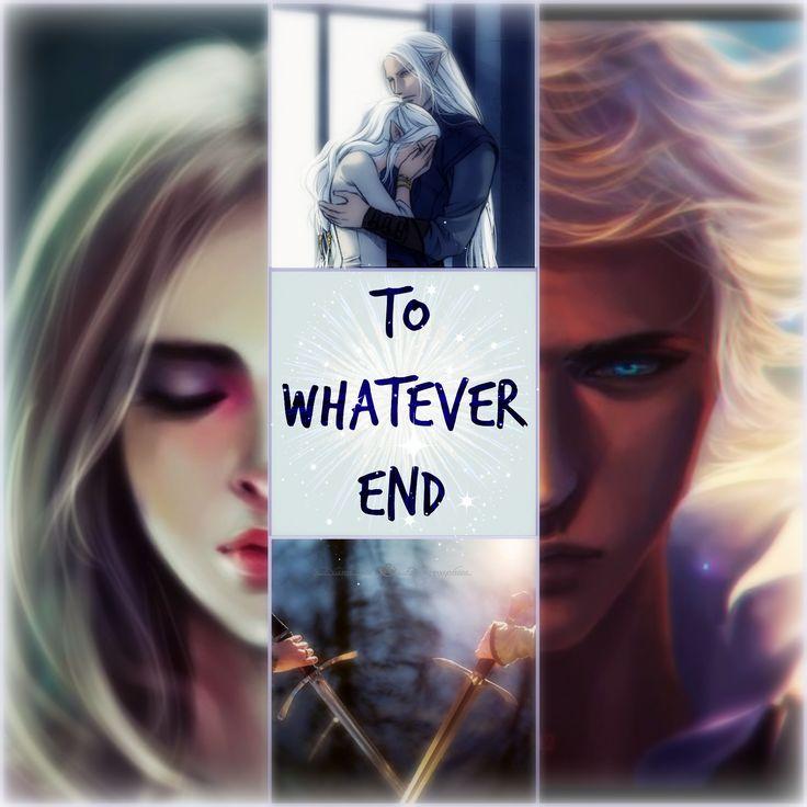 [Aelin&Rowan ~ To whatever end]