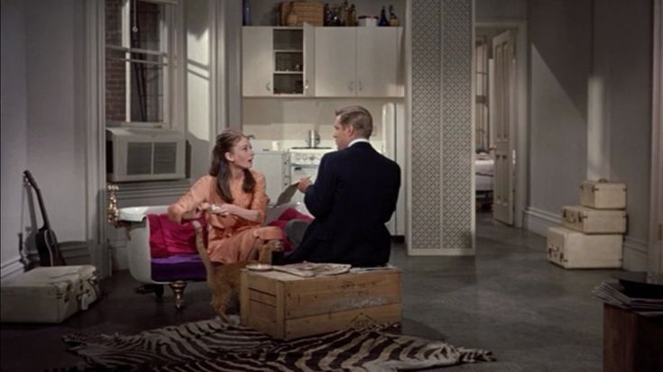 Breakfast at Tiffany's // Holly Golightly's Apartment