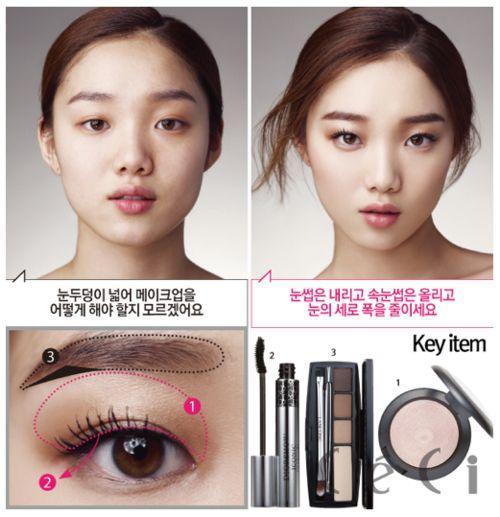 Korean Natural And Simple Makeup Tutorial Mia Mugeek Vidalondon