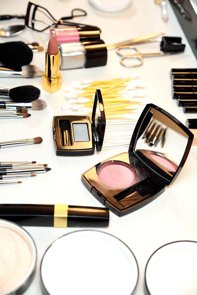 Chanel - Backstage Alta Costura Otoño-Invierno 2012-2013