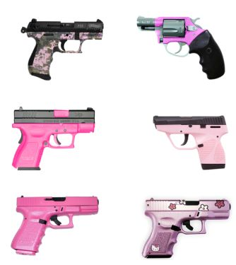 What about Pink? Just in case lol