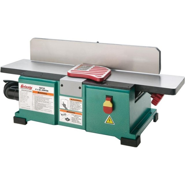 G0725 Benchtop Jointer | Tools I Want | Pinterest