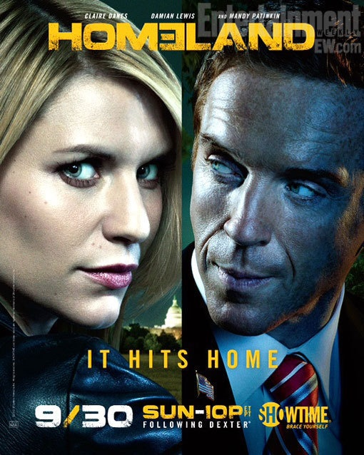 Fantastic writing, fantastic acting, all around amazing. Damian Lewis and Claire Danes are awesome together.