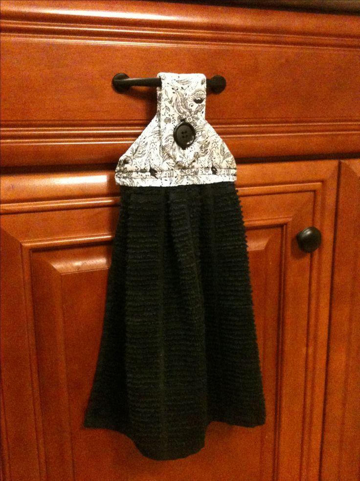 title | Diy Hanging Kitchen Towels