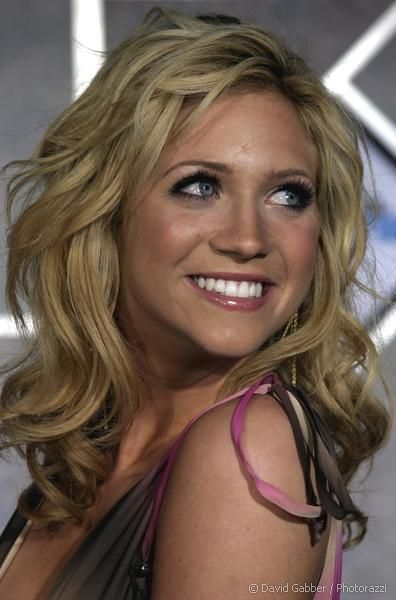 Brittany Snow in Hot Wavy Hair Down Perfect for Homecoming Dance - Beautiful Hairstyles