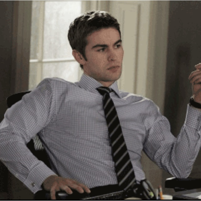 Nate Archibald/ Chace Crawford.