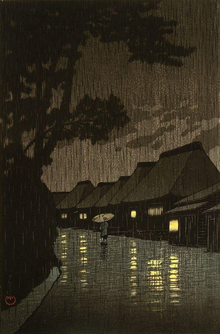 By Kawase Hasui
