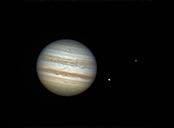 Jupiter And All Its 63 Moons Pics about space