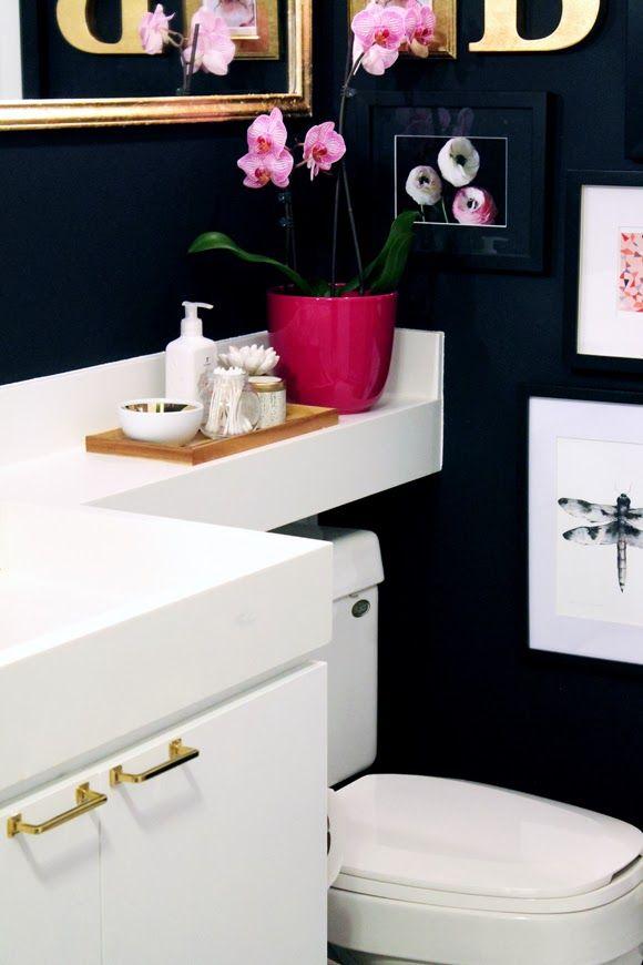 The Vault Files: Decor & Interiors: One Room Challenge - Bathroom Reveal