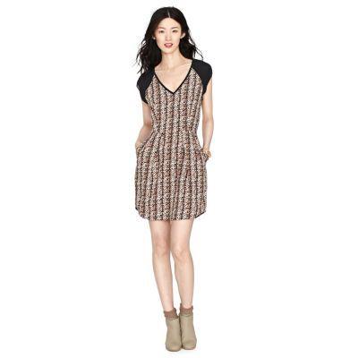 Kendall Raglan V-neck Dress from Fossil