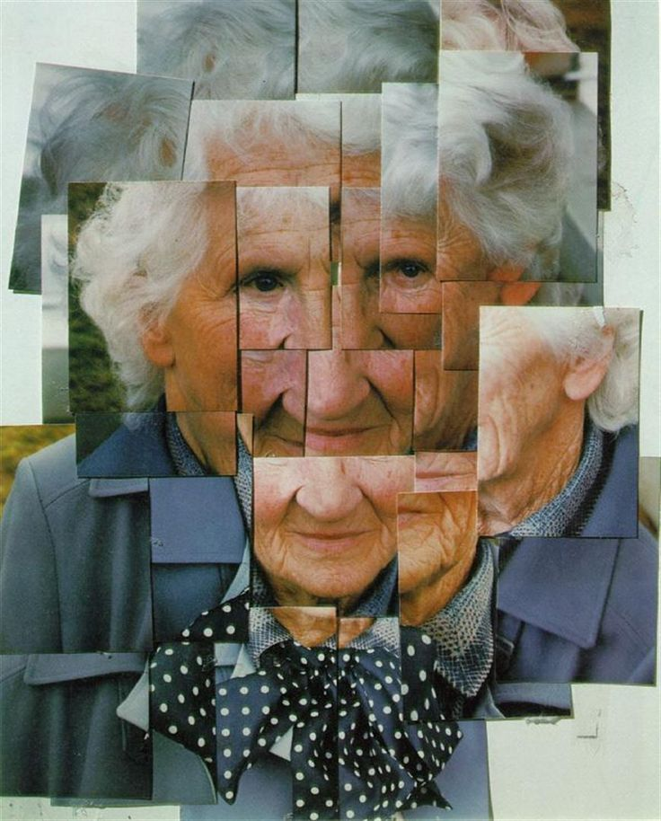 David Hockney Joiners Portrait