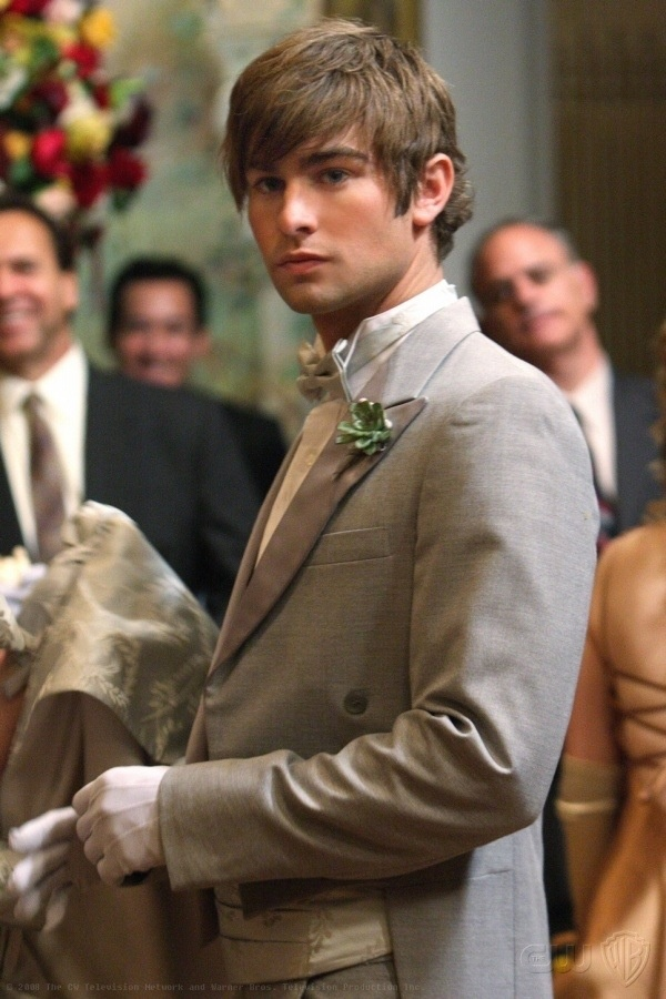 "Nate Archibald at the Cotilion Ball in the episode ""High Society""......."