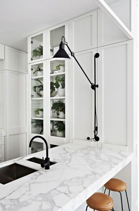 Kitchen Dreams. black sink - beautiful sinks