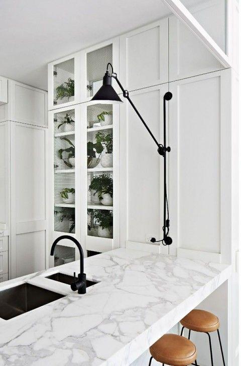 Kitchen Dreams. black sink - beautiful sinks