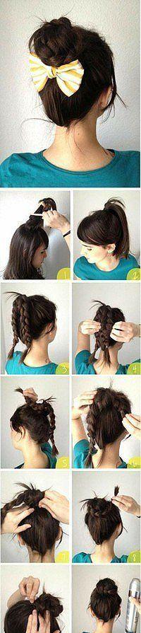 Flaxen Hair