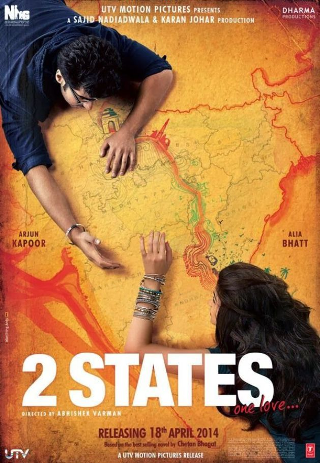 Wanna see this 2 states movie