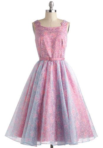 Belle of the Ball Gown, #ModCloth - This is SO gorgeous and I want it very much.