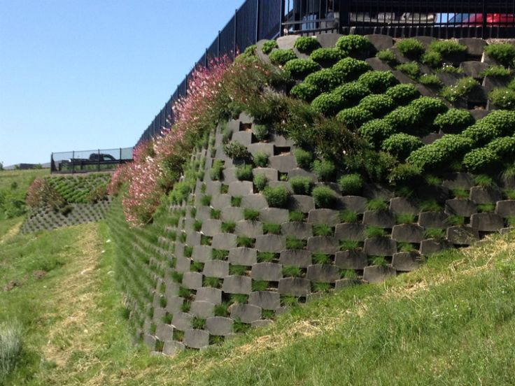 smart slope living retaining wall favorite places on retaining wall id=66446
