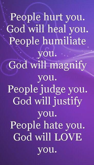God will! Amen!!!!!!!!!!!