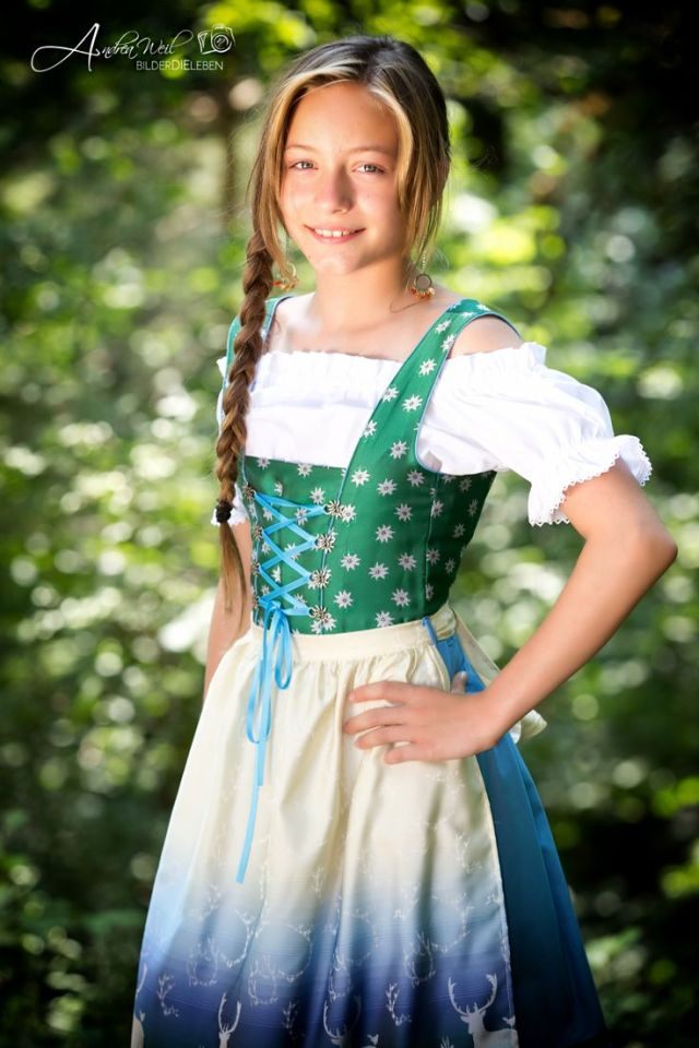 traditional german hairstyles for girls 84256   traditional
