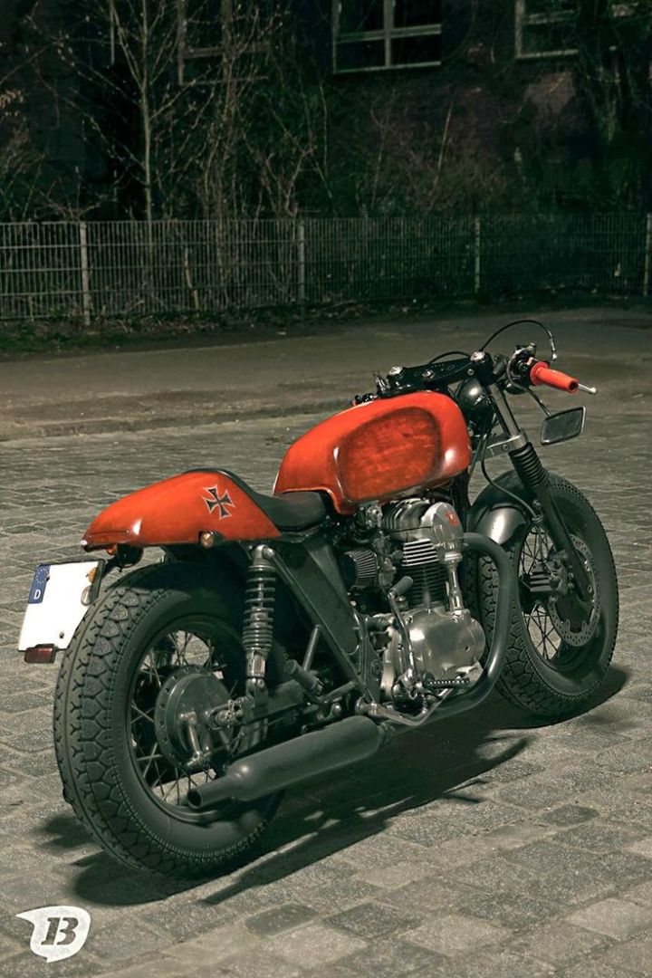 Kawasaki W800 Cafe Racer Kit Motorview Co