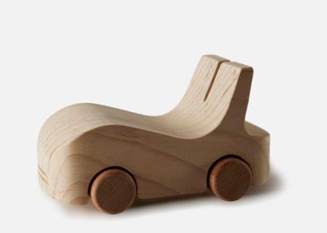 Satyendra Pakhalé / Works / Safari toy car