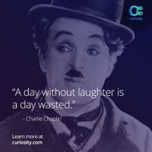 2014 marks the 100th anniversary of Charlie Chaplin's iconic character The Tramp: https://curiosity.com/courses/charlie-chaplin-biography-aol-on-network?utm_source=pinterest&utm_medium=pinterest&utm_campaign=041714pin #quotes #laughter