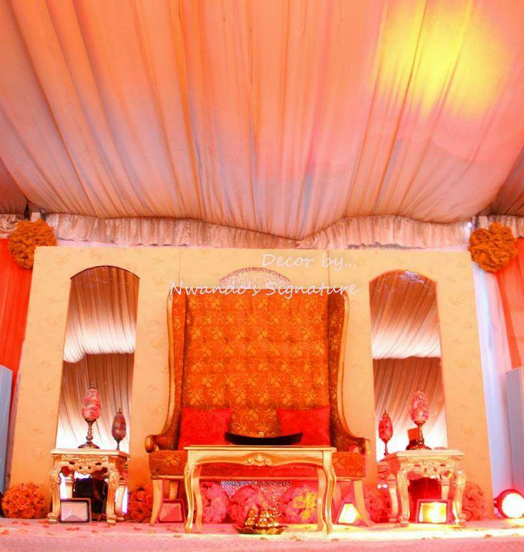 Royal setup
