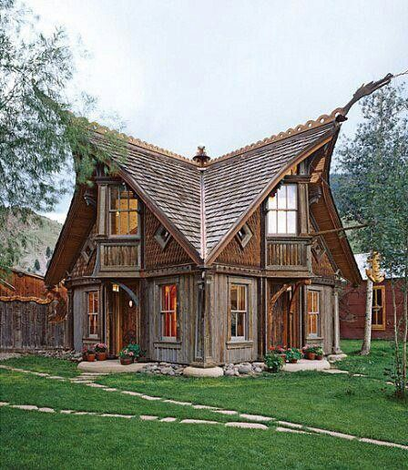 Modern Viking house | Above and Beyond | Pinterest