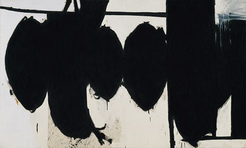 Robert Motherwell Elegy to the Spanish Republic 1961, New York School