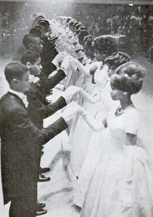 Cotillion! #blackhistory #society