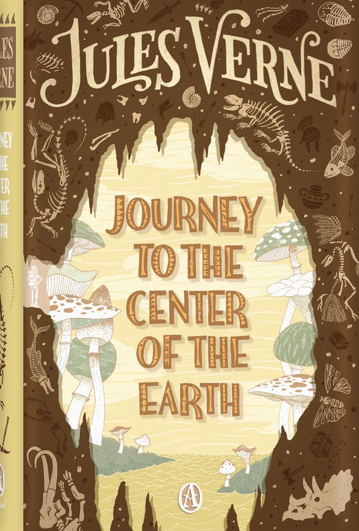 Image result for journey to the center of the earth book