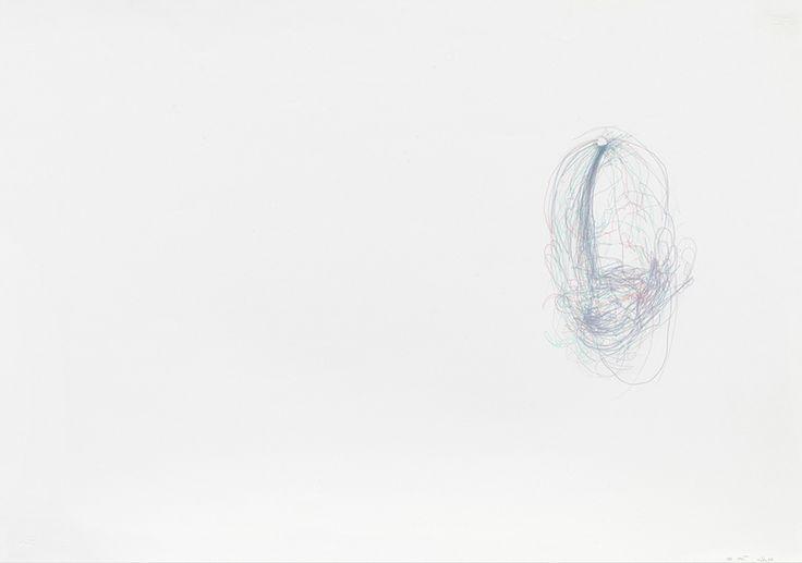 Claude Heath drawing