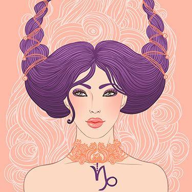 Capricorn femme ♑